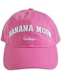 BANANA MOON - Casquette toile de coton bleu marine Banana Moon