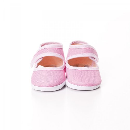 Scarpe per gattonare Baby scarpe per gattonare Babyschuhe Ragazze Ragazzi BS117 Rosa