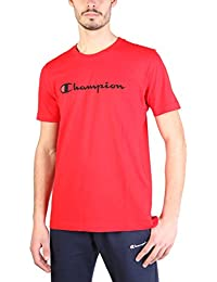 Champion - T-shirt Rouge - Barid - Homme
