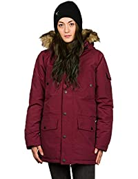 Carhartt WIP W Anchorage Parka Chianti Black