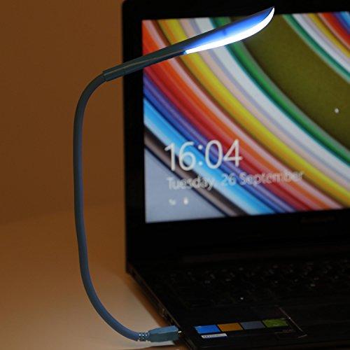 Forzza FO-TL001-Bu Vega Flexible USB LED Light (Blue)