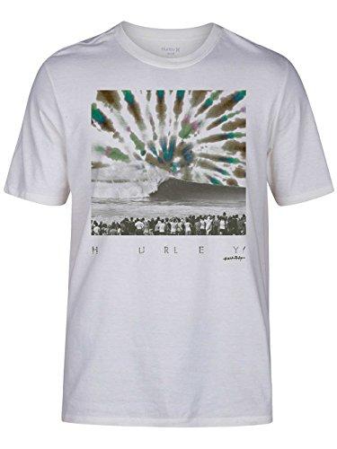 Hurley T-shirts - Hurley Surf Trip T-Shirt - Black Sail
