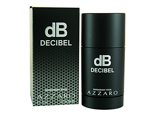 Azzaro Decibel 75 ml deodorante stick per lui, 1er Pack (1 x 75 mL)