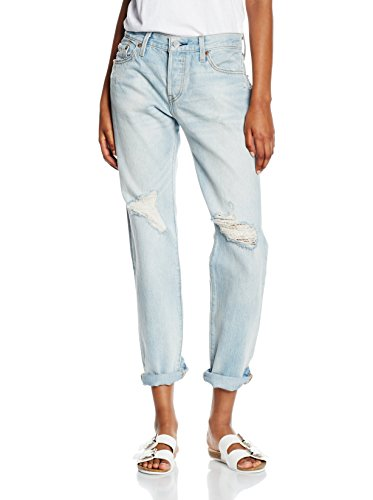 Levi's Jeans 501 Ct Jeans for Women Babyblau Size is not in Selection DE - Levis 501 Jeans Womens