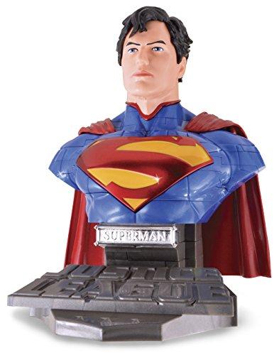 3d puzzle justice league Superman