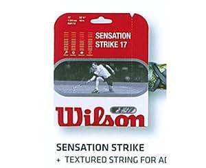 WILSON Sensation Strike Jeu de Cordage de Squash
