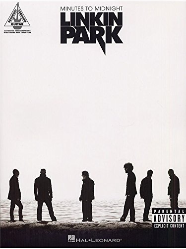Linkin Park: Minutes To Midnight (TAB). Partitions pour Guitare, Tablature Guitare