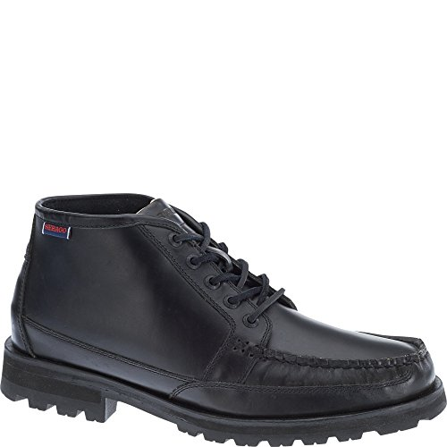 Sebago Vershire Mens Chukka Boot Black