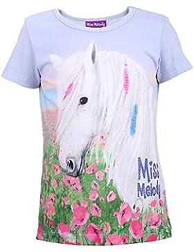 Miss Melody Mädchen Shirt Pferd 84042