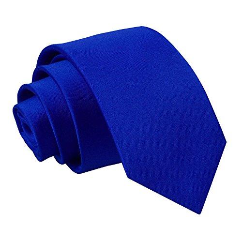 lisa de satén DQT - Azul Real