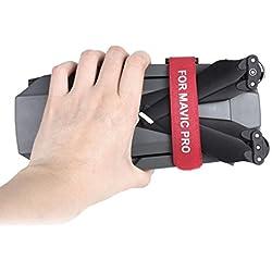 Para DJI RC Helicópteros Drones, soporte de cuchilla Diadia para Hélice Fixator Protección soporte de broche para DJI Mavic Pro Drone