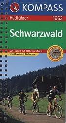 Schwarzwald: Radführer mit Toproutenkarten