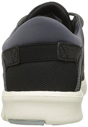 Etnies Herren Scout Sneaker Schwarz (Black/Dark Grey/Grey)