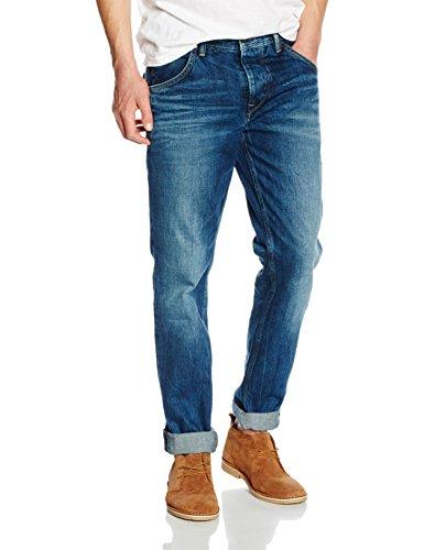 Pepe Jeans Herren Jeans Flint Blau (Denim 000-N27)