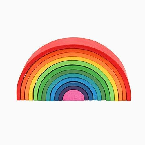 small foot company Motor Activity Toy Rainbow