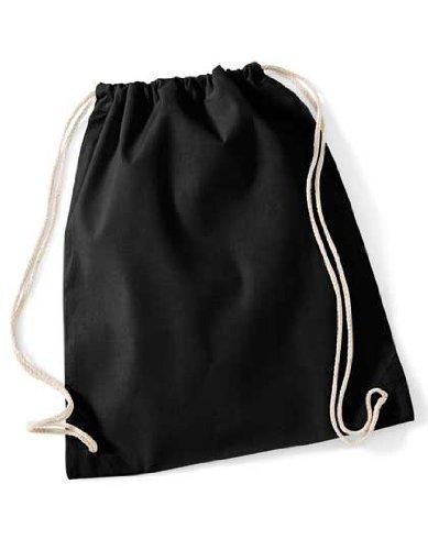 Westford Mill 110 Gym Sac Tasche, schwarz, Einheitsgröße