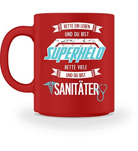 Held - Sanitäter | Tasse - Tasse