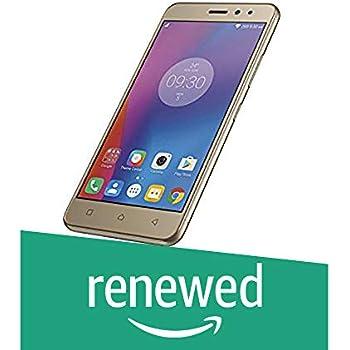 Lenovo K6 Power (Gold, 32GB, 3GB RAM): Amazon in: Electronics
