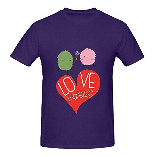 love-monsters-men-o-neck-graphic-tee-shirts-medium