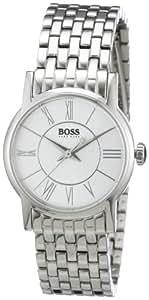 Hugo Boss - 1502241 - Montre Femme - Quartz Analogique - Bracelet Acier Inoxydable Argent