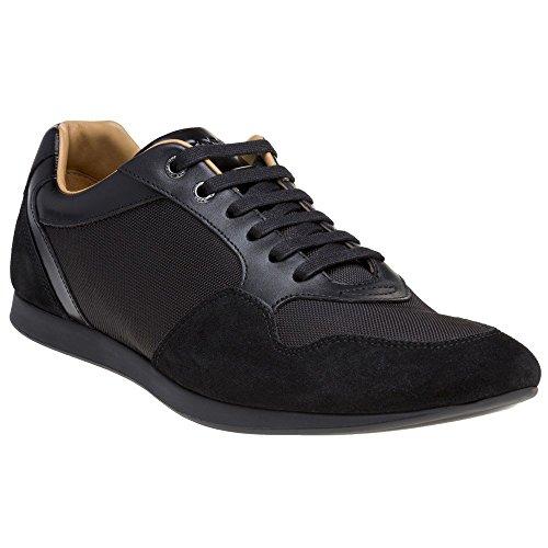 BOSS Fulltime_Lowp Homme Baskets Mode Noir