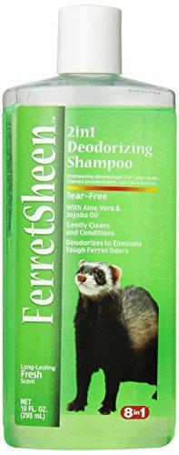8in 1Ferretsheen 2-in-1-duftet Shampoo, Unzen (8in 1 Shampoo)