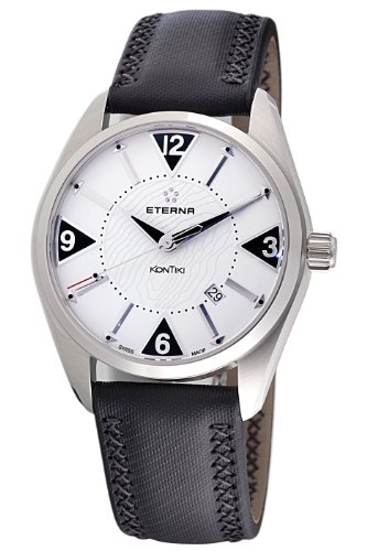 Eterna Men's 1220.41.66.1184 Automatic Kontiki Date Watch
