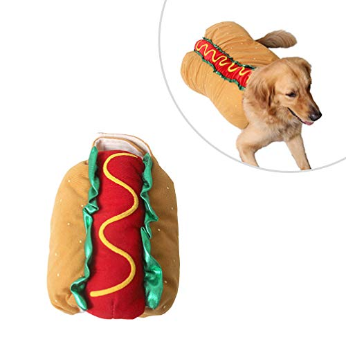 - Katze Im Hot Dog Kostüm