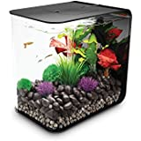 biOrb Flow Aquarium, 15 Litre, Black, LED Light