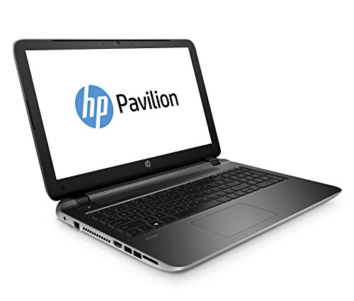 4EA#ABD Pavilion 15-p125ng 39,6 cm (15,6 Zoll) Notebook-PC (Intel Core i5 4210U, 1,7GHz, 8GB RAM, 750GB HDD, NVIDIA GeForce GT 840M, kein Betriebssystem) silber (Beats Audio Hp-laptop)