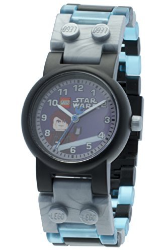 Lego toy watch Star Wars Kids watch Anakin Skywalker (Star Watch Wars)