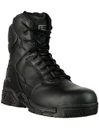 "Magnum Stealth Force 8""ct & CP 37741Hombres Zapatos Eva Cordones boots-black"