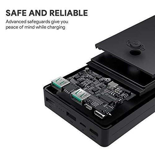 Zoom IMG-4 aukey powerbank 20000mah caricabatterie portatile