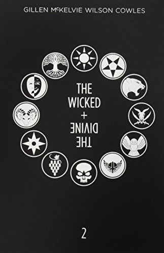 The Wicked + The Divine Deluxe Edition: Year Two por Kieron Gillen