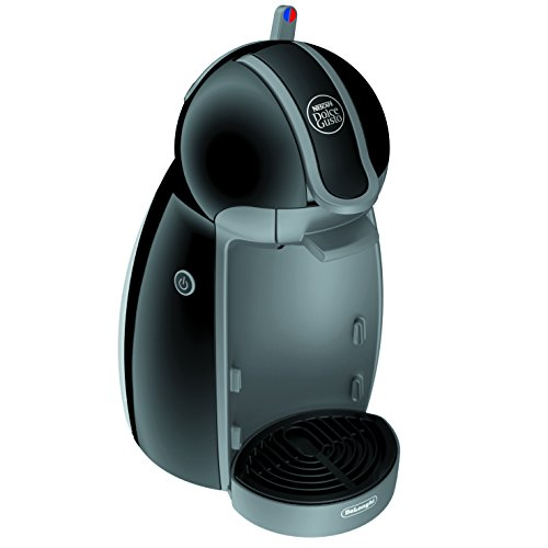 Nescafe Piccolo EDG 200.B Dolce Gusto Single Serve Coffee Maker and Espresso Machine by De'Longhi – Black