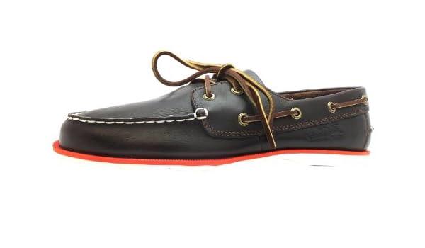 Helly Hansen Deck Classic Leather, Chaussures Bateau pour