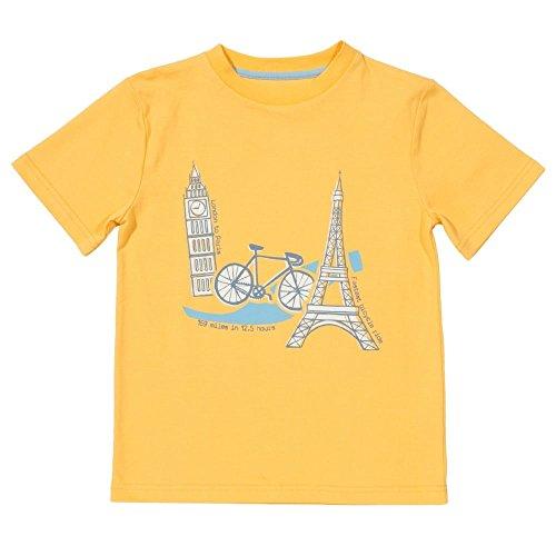 Kite Kids London To Paris Cycle T-Shirt