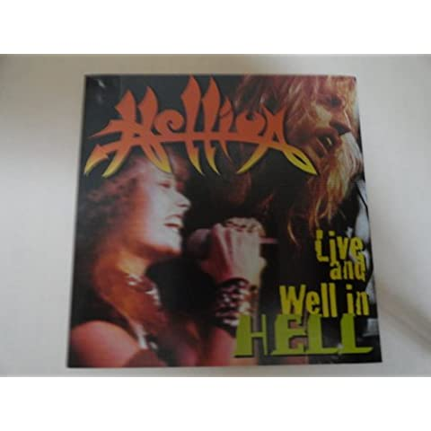 Live & Well In Hell (Lim. Edition 1100 Copies)