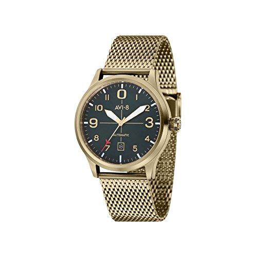 AVI-8 - Unisex Watch - Flyboy AV-4021-33