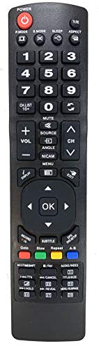 Ersatz Fernbedienung passend für Orion TV CLB22W160S   CLB22W260DS   CLB22W270DS