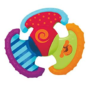 Manhattan Toy Turn and Discover Rattle