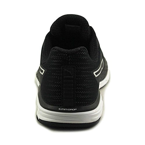 Puma Speed 500 Ignite Nightcat Synthétique Chaussure de Course Black-Silver-Black