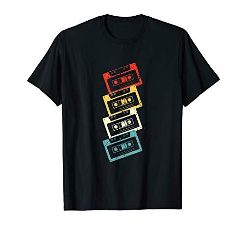 Vintage Musik Kassette | Bad Taste Outfit Herren T-Shirt
