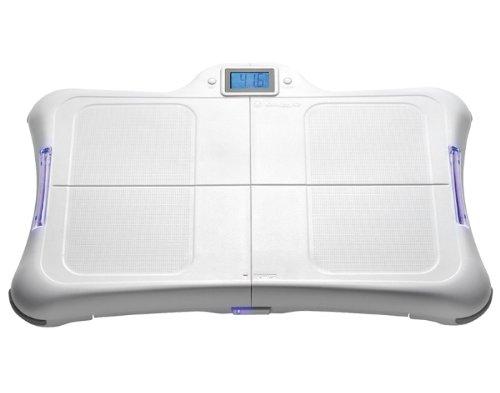 Wii Premium Fitness Board, weiss