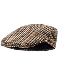 6d31ad801f2 Debenhams Hammond   Co. by Patrick Grant Men Multicoloured  Country Tweed   Flatcap