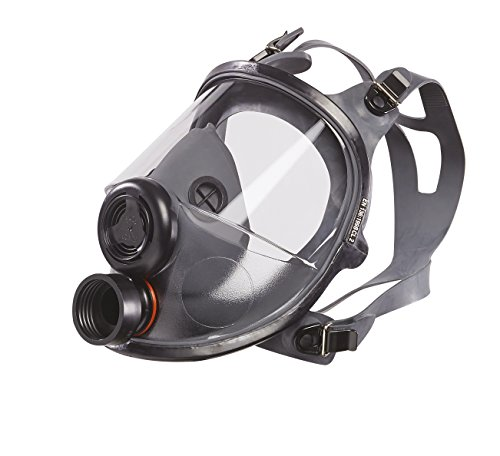 Honeywell n65754201N5400RD40EPDM Full Face Maske-Grau