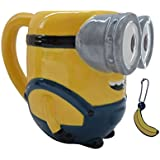 3D Minion Mug, Bob by Pixar