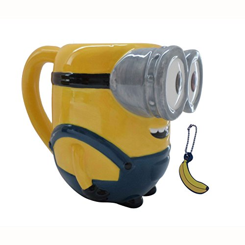 3D Minion Mug, Bob by Pixar