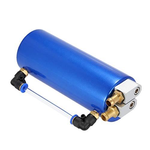 Serbatoio dell'olio per auto da corsa portatile Serbatoio universale per serbatoio di sfiato