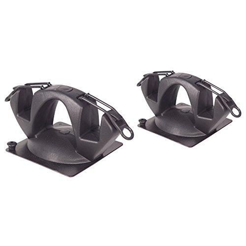 GEV Porte-ski magnétique pour 2 paires de ski carving Skipass 2